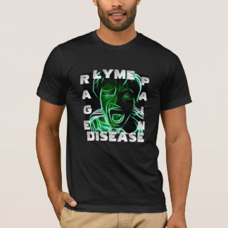 Lyme Disease, Rage Pain Awareness Shirt