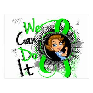 Lyme Disease Rosie Cartoon WCDI.png Postcard