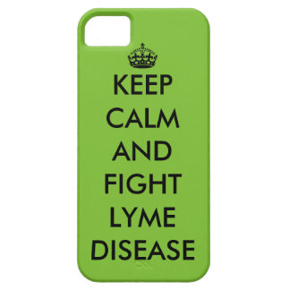 Lyme Keep Calm Phone Case