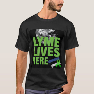 Lyme Lives Here in Estonia Shirt