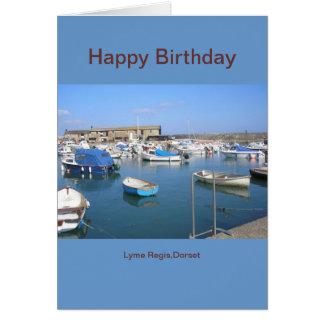 Lyme Regis, Dorset Card