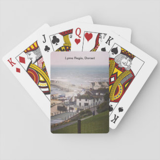 Lyme Regis Playing Cards
