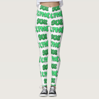 Lyme Sux Leggins Leggings
