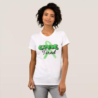 Lyme Tired Lyme Disease Awareness Shirt
