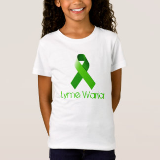 Lyme Warrior Kids Tshirt