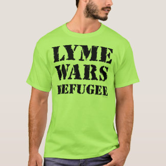 Lyme Wars Refugee T-Shirt