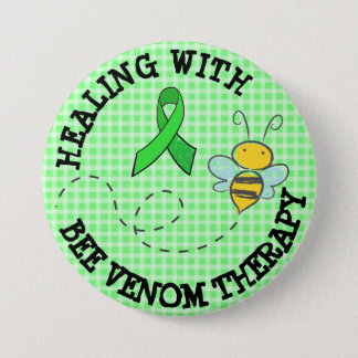 Lymies for Bee Venom Therapy Button