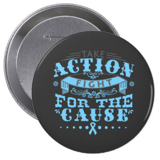 Lymphedema Take Action Fight For The Cause Buttons