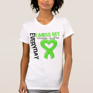 Lymphoma Everyday I Miss My Father-in-Law Tee Shirt