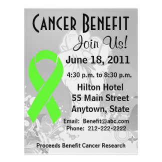 Lymphoma Personalized Benefit Flyer