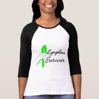 Lymphoma Survivor Inspirations T-shirt