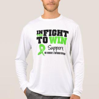 Lymphome non Hodgkinien dans le combat à gagner T-shirt