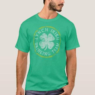 Lynch Irish Drinking Team t shirt