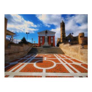 Lynchburg Virginia Steps of the City Postcard