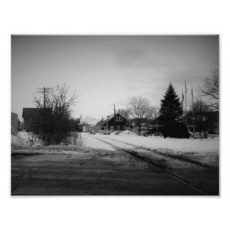 Lyndon Freight House Photo Print