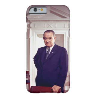 Lyndon Johnson Coque iPhone 6 Barely There