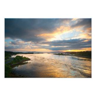 Lynn of Lorne Landscape Photo Print