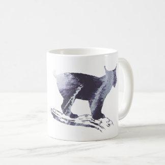 Lynx Art Coffee Mug