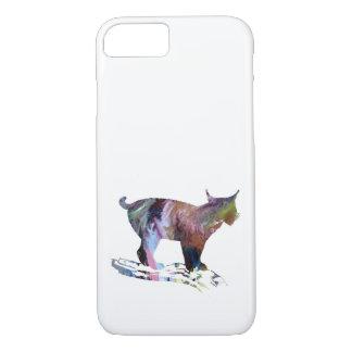 Lynx Art iPhone 7 Case