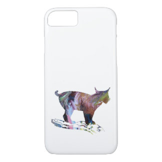 Lynx Art iPhone 8/7 Case
