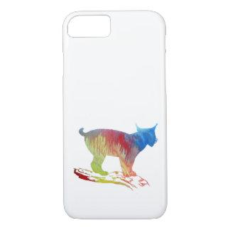 Lynx Art iPhone 8/7 Case