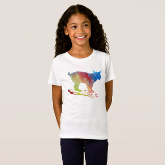 Lynx Art T-Shirt