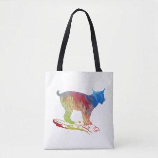 Lynx Art Tote Bag