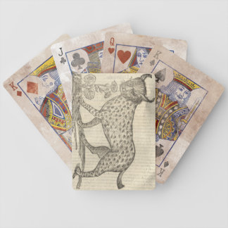 Lynx Bicycle Playing Cards