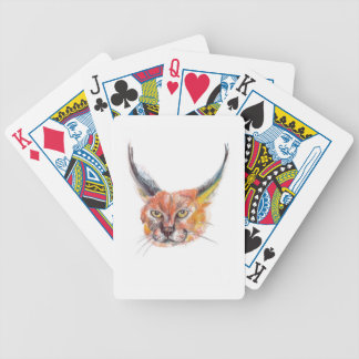 Lynx Bicycle® Poker Playing Cards