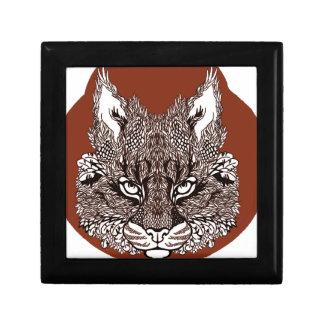 Lynx Keepsake Box