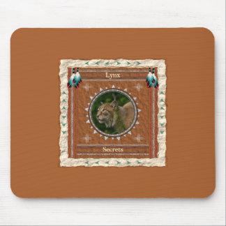 Lynx  -Secrets-  Mousepad