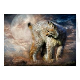Lynx-Silent Spirit ArtCard Card