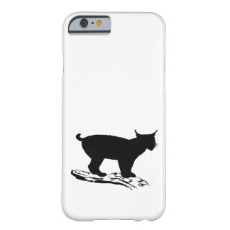 Lynx Silhouette Barely There iPhone 6 Case