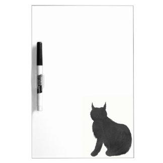 Lynx Silhouette Dry-Erase Boards