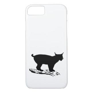 Lynx Silhouette iPhone 7 Case