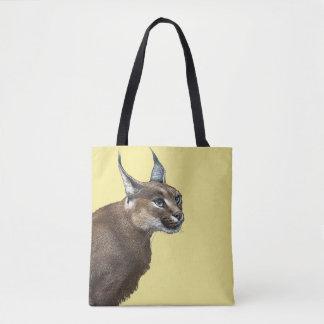 Lynx Tough Canvas Utility Tote Bag
