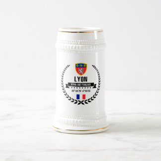 Lyon Beer Stein