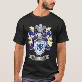 Lyon Family Crest Coat of Arms T-Shirt