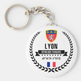 Lyon Keychain