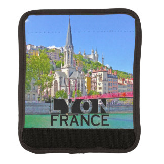 Lyon Luggage Handle Wrap