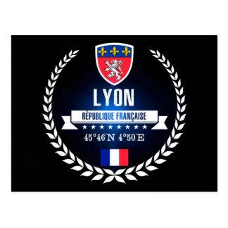 Lyon Postcard
