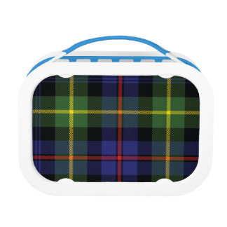 Lyon Scottish Tartan Lunch Box