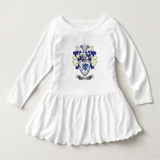 Lyons Family Crest Coat of Arms Dress