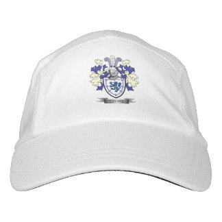 Lyons Family Crest Coat of Arms Hat
