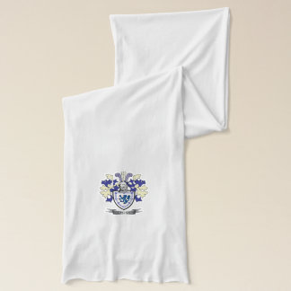 Lyons Family Crest Coat of Arms Scarf