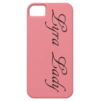 Lyra Lady Case For The iPhone 5