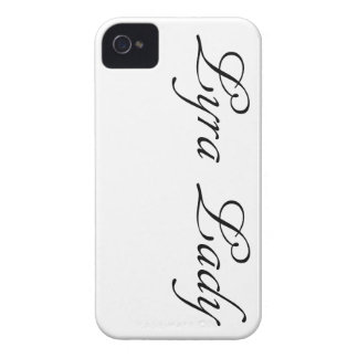 Lyra Lady iPhone 4 Case