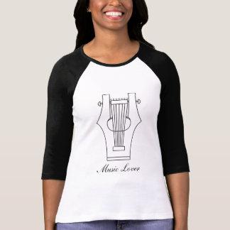 Lyre (lyra) - Music Lover - tshirt