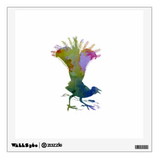 Lyrebird Wall Decal