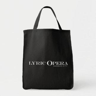 Lyric Opera of Kansas City Grocery Tote